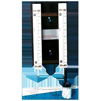 Wet & Bry Bulb Hygrometer Slide Rule 58